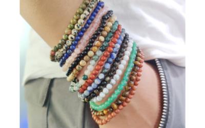 Les bracelets en pierres naturelles : bienfaits et vertus