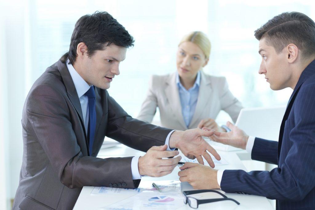 Gestion des conflits en entreprise