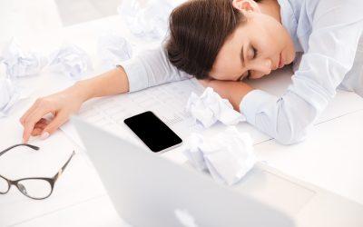 Comment récupérer rapidement du manque de sommeil ?