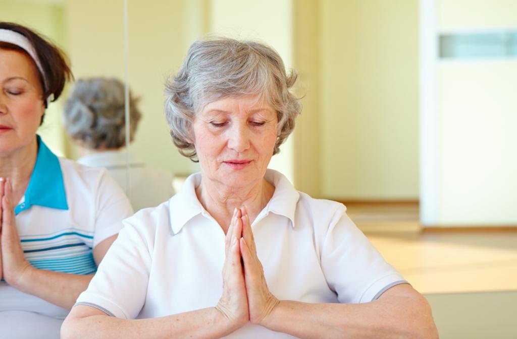 Retraite sportive - pratiquer la méditation
