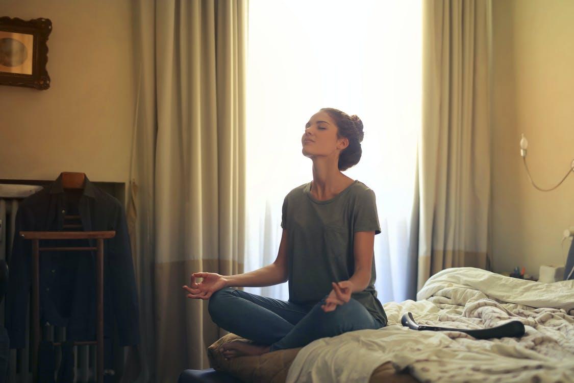 Techniques de relaxation : Faire des mouvements fluides et synchronisés avec la respiration