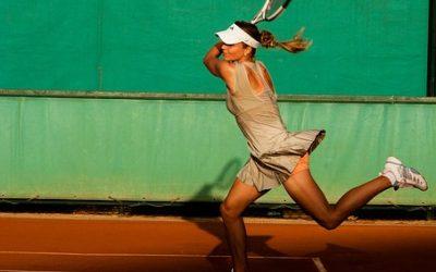 Comment entrer dans la zone de tennis ?