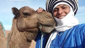 Ali Khatar, nomade et fin connaisseur du désert