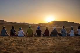 Méditation - Dimension spirituelle du voyage