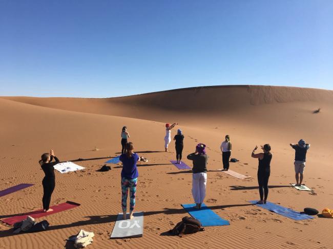 Méditation -  Séance de travail en groupe
