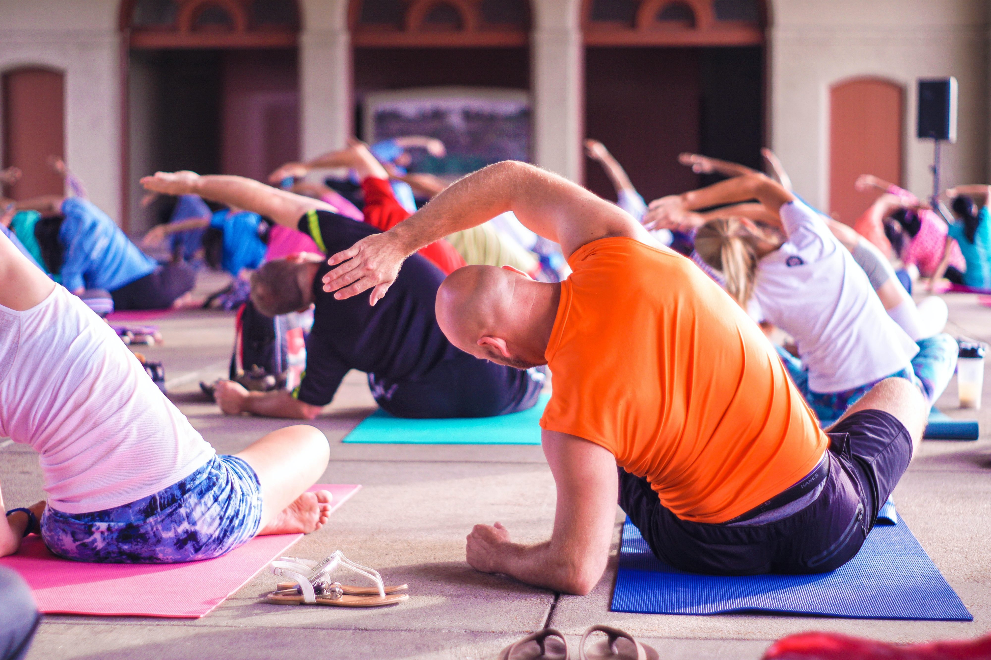 Changement de corps homme - Pratiquer des exercices de relaxation pour votre bien-être