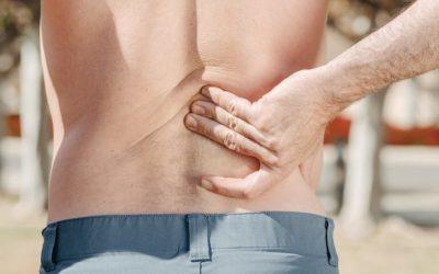 Comment soigner un mal de dos ?